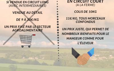 Circuit long et circuit court