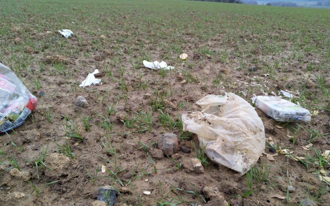 Coup de gueule : les déchets clandestins