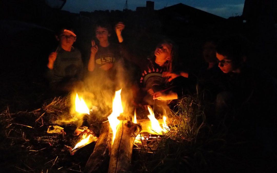 Camp AcroYoga parents//enfants