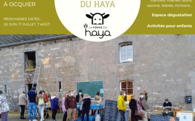 Le marché fermier du 5 juin – avec espace dégustation et activités pour enfants